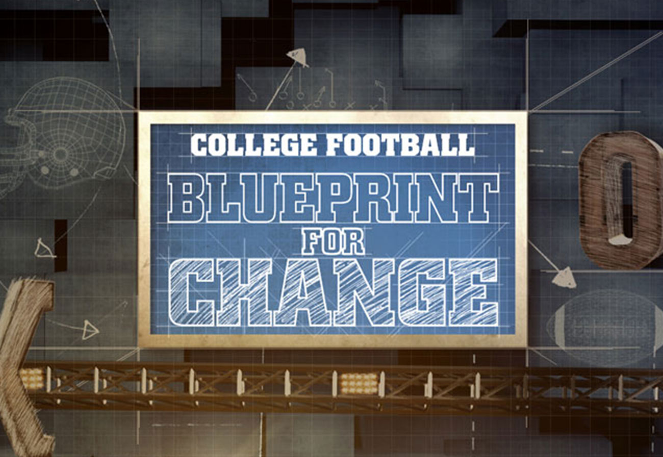 College Football Blueprint for Change
